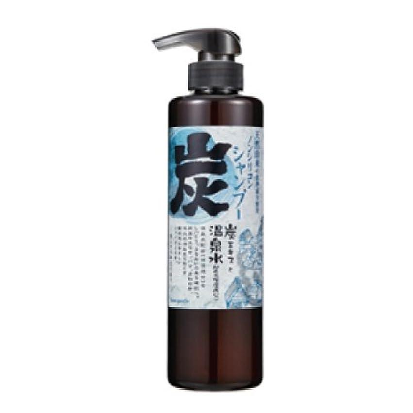 確立します洗剤裏切るフィード(Ffid) スパミネラル ノンシリコン 炭シャンプー 500g 4530212052673