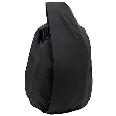 COTE&CIEL/コートエシエル/コートシエル Isar Rucksack M/ラックサック/リュックサック/バックパック/カバン/鞄 メンズ/レディース Black [並行輸入品]