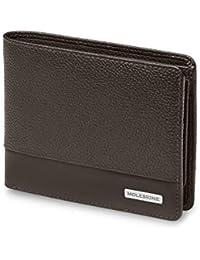 [モレスキン] モレスキン 財布 クラシックマッチ 横型ウォレット コインホルダーフラップ付 メンズ ウッドブラウン ET94CMWHCF