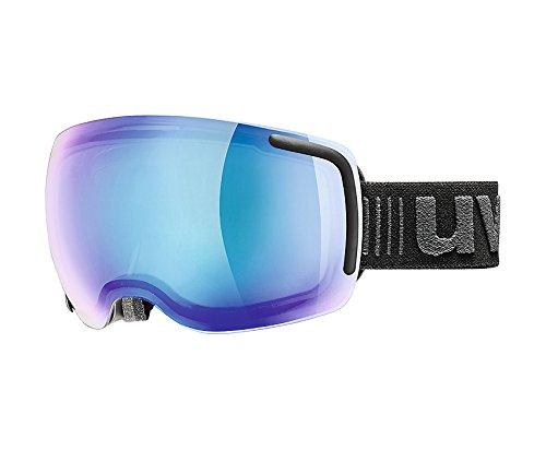 2018-2019UVEX(ウベックス)スキーゴーグル「uvex big 40 VFM」≪variomatic調光レンズ≫ブラックマット5554402023