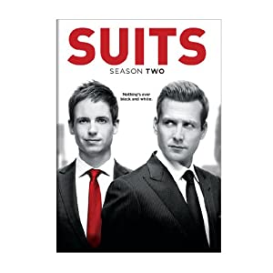Suits: Season Two [DVD] [Import]