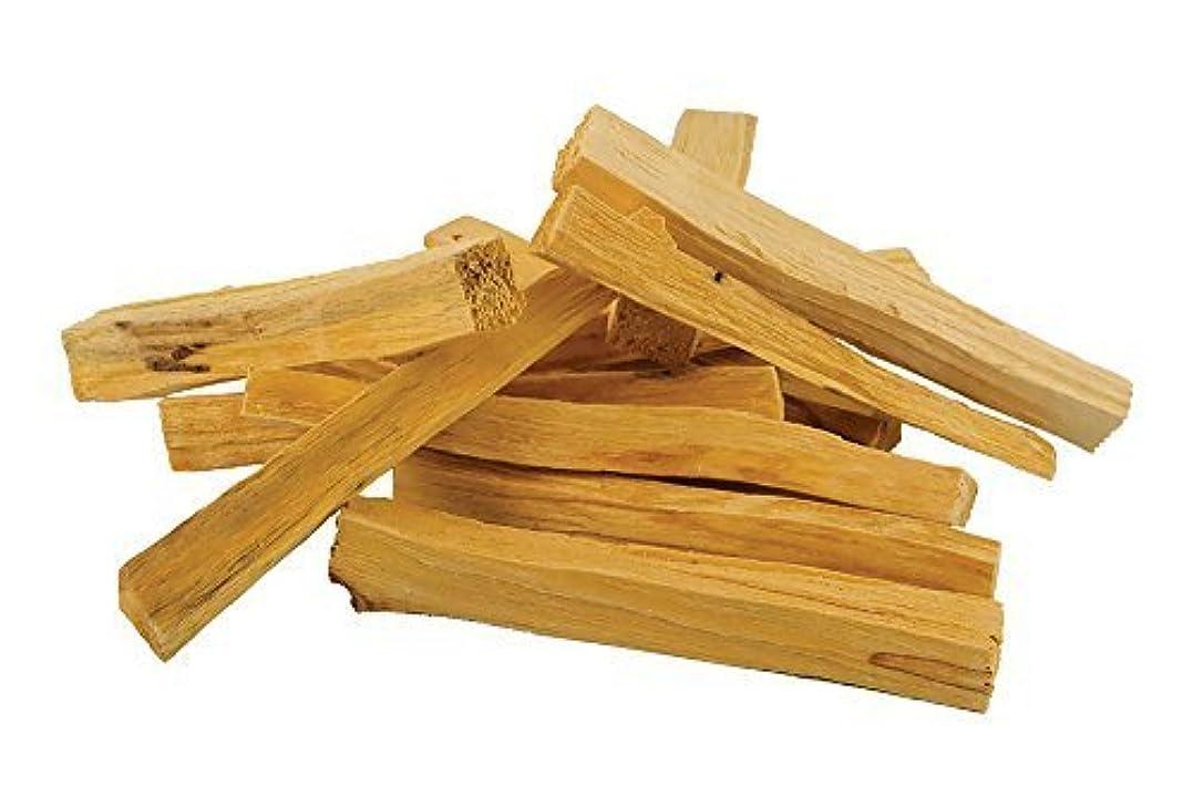 休日にレビュアーバトルPalo SantoペルーHoly Wood Sticks – 1ポンドバッグ