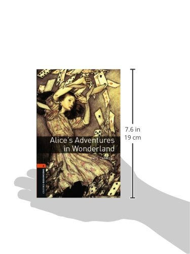 Alice's Adventures in Wonderland (Oxford Bookworms Library)
