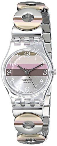 腕時計 LADY METALLIC DUNE LK258G レディース スウォッチ