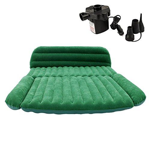 [해외]차안 박 에어 침대 에어 매트 뒷좌석 용 SUV 자동차 용 침대 드라이브 매트리스 야외 캠핑 용품 안보/Car Midnight Air Bed Air Mat for Rear Seat SUV Car Bed Drive Mattress Outdoor Camping Supplies Security