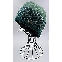 ドイツ発(MOSHIKI BRAND):メンズ レディース ビーニー型ニット帽子:GAURI