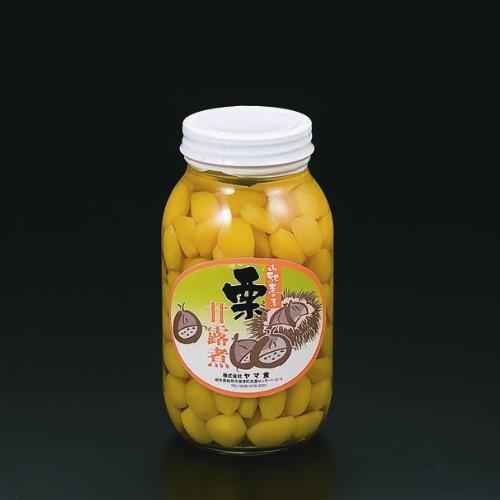 栗甘露煮(ミニマロン)2ポンド×12本