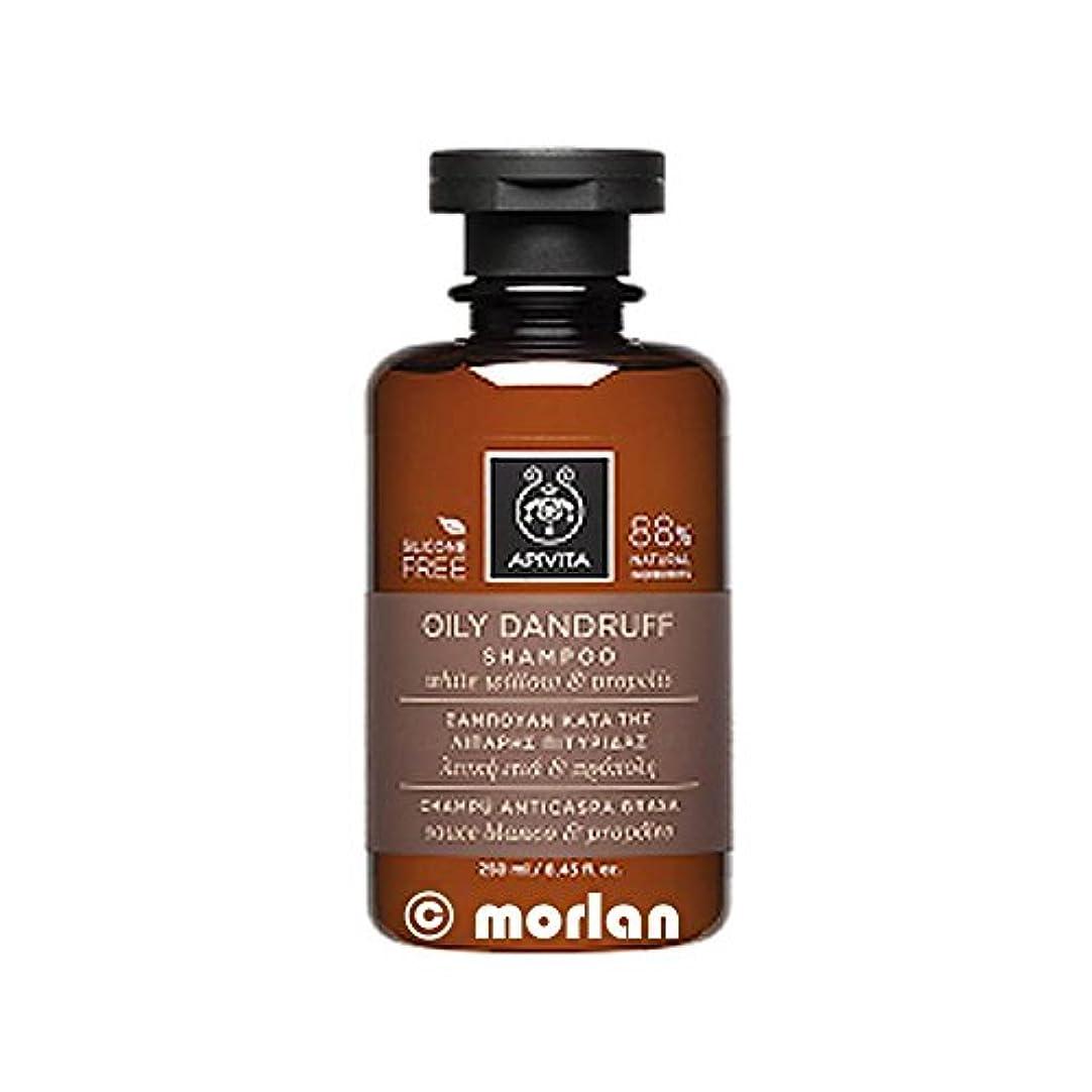 魅惑的な句読点自分を引き上げるアピヴィータ Oily Dandruff Shampoo with White Willow & Propolis (For Oily Scalp) 250ml [並行輸入品]
