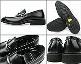 KB33L メンズ ビジネスシューズ ビットローファー 紳士靴 ケンフォード画像②