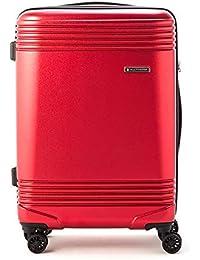 [マルチバース] スーツケース キャリーバッグ ベーシックキャリー Mサイズ MVBC 65 預け入れ受託サイズ 耐衝撃性素材 4輪ダブルキャスター