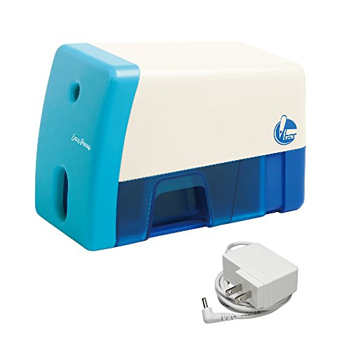 鉛筆削り イージーピージー 電動鉛筆削り ブルー EK-7018-B