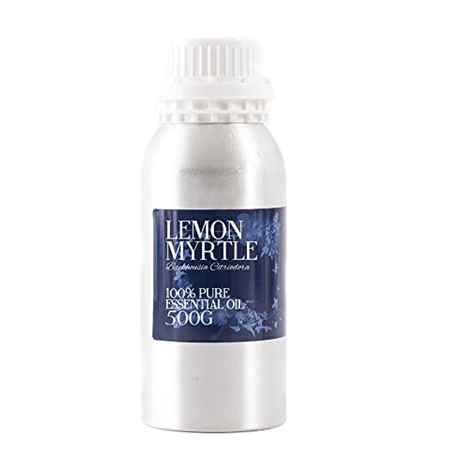 層砦詳細なMystic Moments   Lemon Myrtle Essential Oil - 500g - 100% Pure
