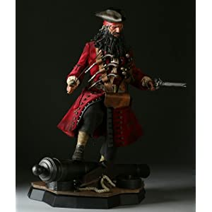 Sideshow Original 1/4 Scale Premium Figure: Blackbeard