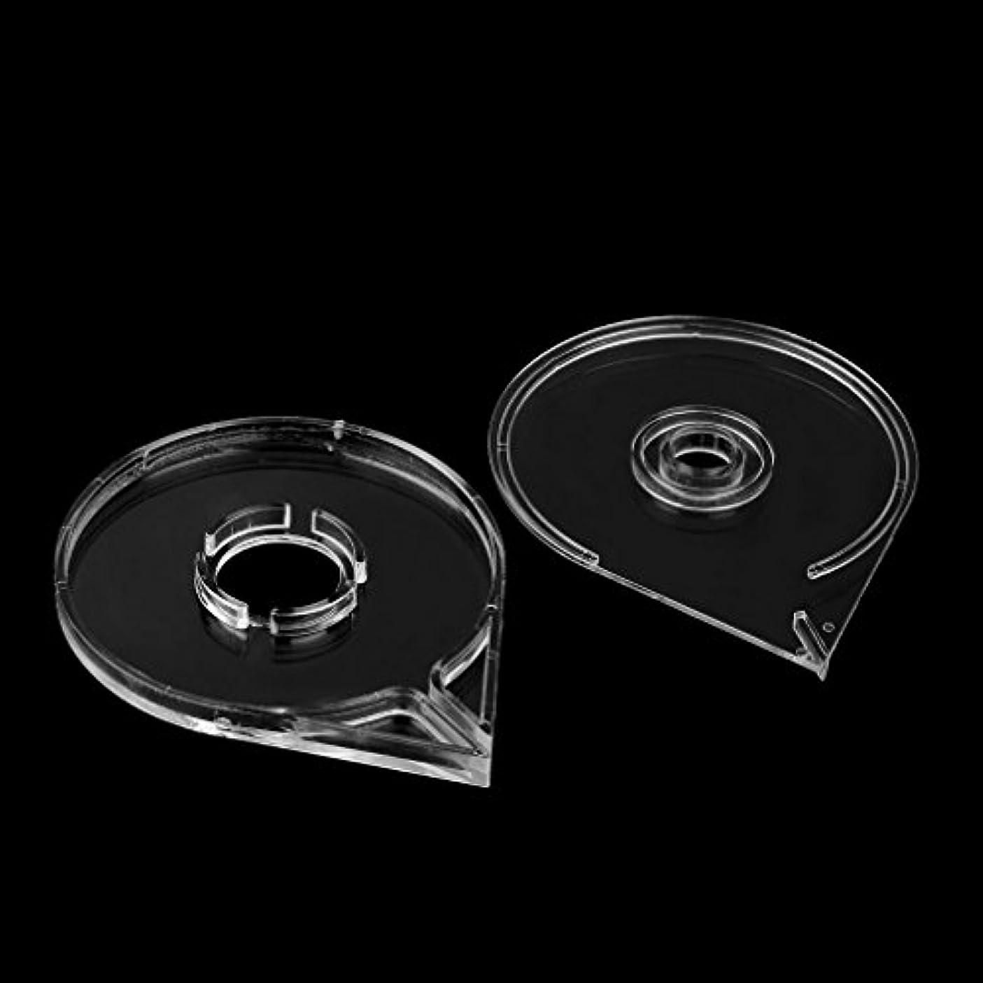 シール提供するベテラン新しいシンプル便利なネイルアートストライピングテープラインケースボックスホルダーツールプラスチック