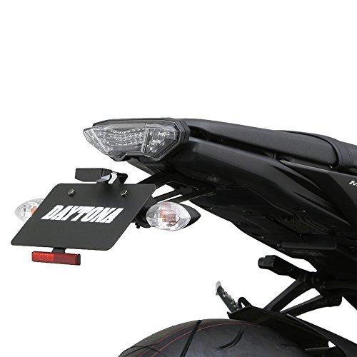 デイトナ D91619 フェンダーレスキット LEDライセンスランプ付き MT-09ABS 14~15 エアロ・外装パーツ