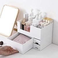 ZHENGDANG 化粧品収納ボックス引き出し収納ボックス多機能デスクトップ収納オフィス収納ボックスジュエリーボックス