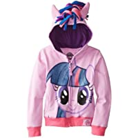 Freeze Children's Apparel My Little Pony Little Girls' Twilight Sparkle Hoodie