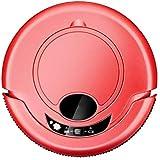 WSJTT 最大吸引力、最大90分のランタイム、硬い床とカーペットを備えたロボット掃除機 (色 : A)
