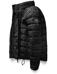 (カナダグース) CANADA GOOSE メンズ Brookvale Jacket Black Label Men's Style # 5500MB [並行輸入品]