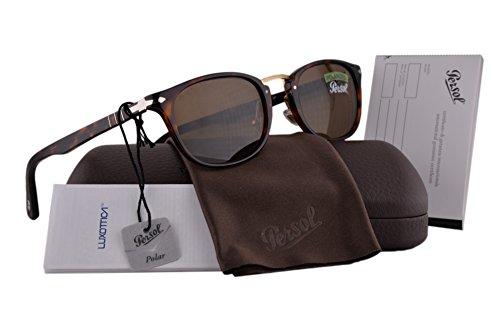 Persol メンズ US サイズ: L カラー: ブラウン