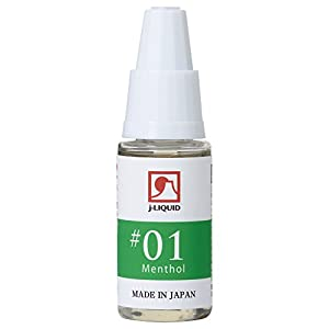 VP JAPAN 電子タバコ専用フレーバーリキッド J-LIQUID メンソール 10ml