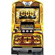 Amazonランキング 3位/ミリオンゴッド 神々の系譜 ZEUS[家庭用 中古パチスロ実機 コイン不要機セット]中古スロット [おもちゃ&ホビー] [おもちゃ&ホビー]