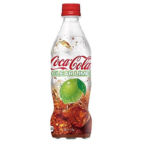 コカ・コーラ コカ・コーラ クリアライム 500mlPET×24本