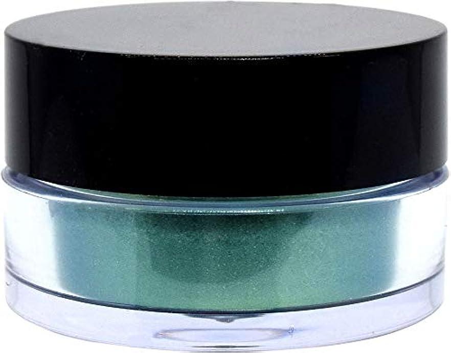 件名囲むキノコ三善 プチカラー 高発色 アイシャドウ パール col:13 グリーン系 ※