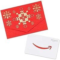 Amazon 亚马逊礼品卡 信封型 迷你尺寸