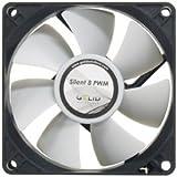 GELID 静音PWMファン Silent PWM 80mm ハイドロダイナミックベアリング採用静音FAN Silent8 PWMGELID Silent8 PWM
