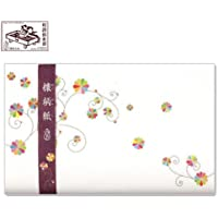 和詩倶楽部 懐柄紙彩り菊蔓〈彩菊つる〉30枚入り (KG-026)