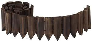 タカショー ガーデンエッジ 焼磨き 10×100cm