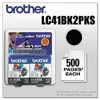 brtlc41bk2pks–Brotherブラックインクカートリッジ