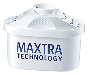 【並行輸入品】 BRITA (ブリタ) MAXTRA (マクストラ) 増量パック BRITA浄水器ポット交換用カートリッジ 3個プラス1個で合計4個入りセット グローバル仕様製品