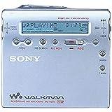 SONY ソニー MZ-R900(S) シルバー ポータブルMDレコーダー MDLP対応 (MD録音再生兼用機/MDウォークマン/プレーヤー)