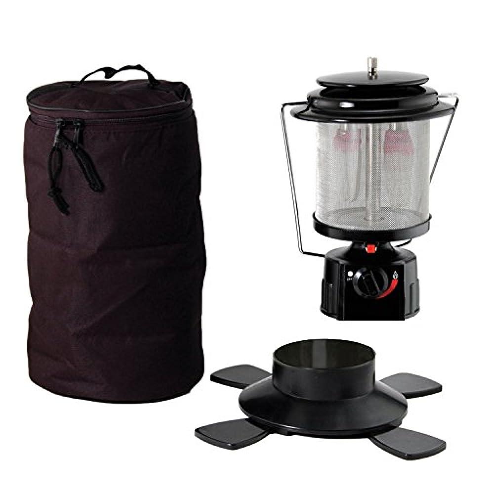 コーヒー入植者武装解除Double Double si-cle Mantle Globe Lantern w / Igniter et Soft Case 7255