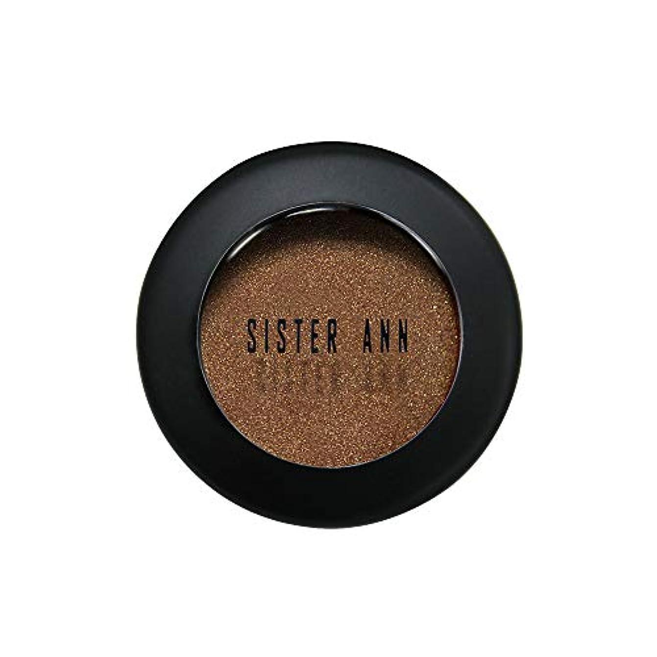オプションデータベースリズミカルな[SISTER ANN] カラーシャインシャドウ (Gold Brown)