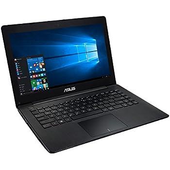 ASUS ノートブック X453SA ( WIN10 Home 64Bit / インテル Celeron N3050 / 14インチワイド / 2G / 500G / ブラック ) X453SA-3050