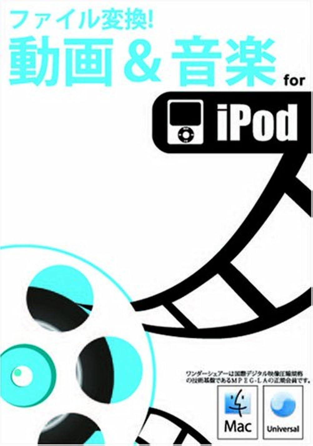 フォーラムスポーツの試合を担当している人もっと少なくWondershare ファイル変換!動画&音楽 for iPod (Mac)