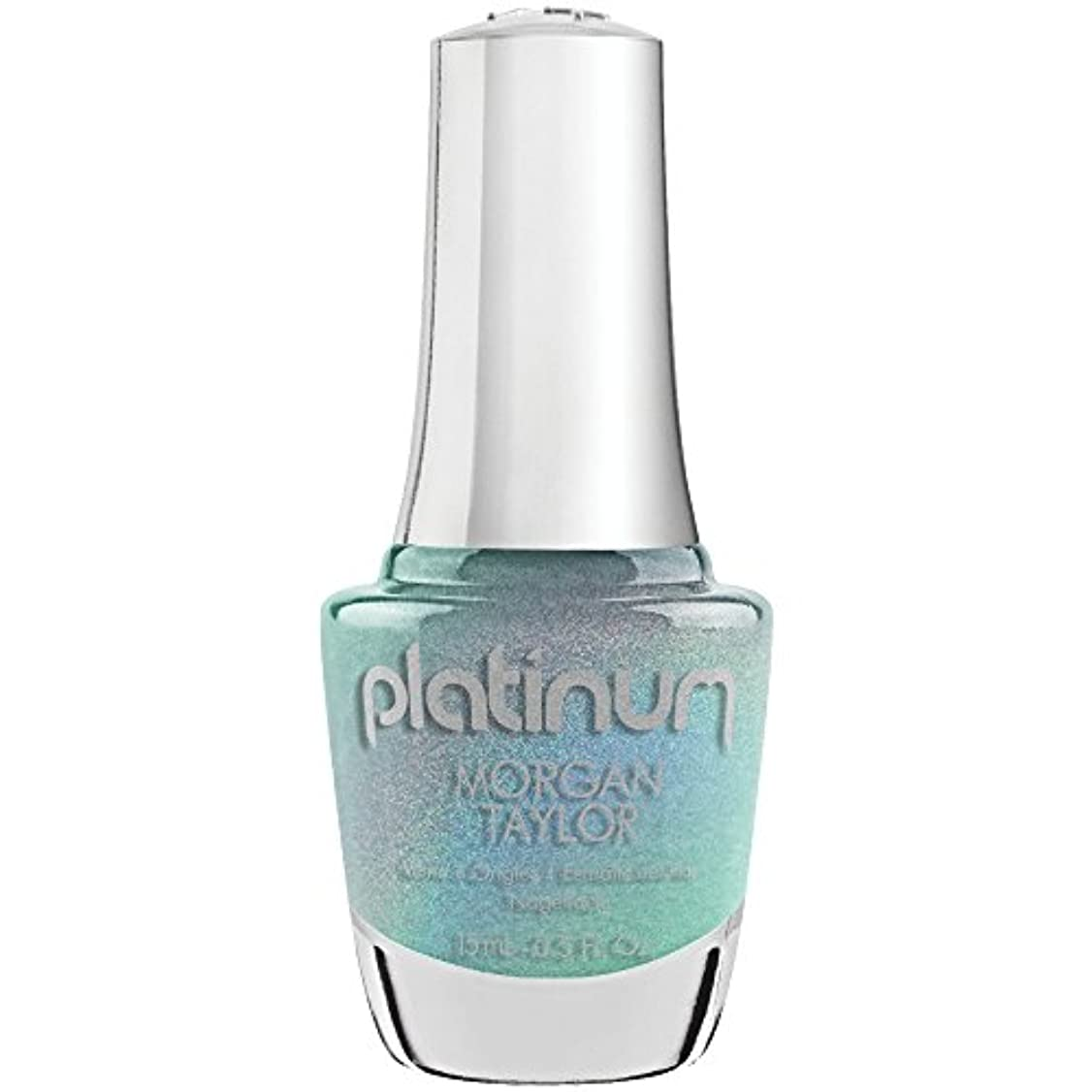 包括的文字バトルMorgan Taylor Lacquer - Platinum Collection - Disco Days - 15 mL/0.5 Fl Oz
