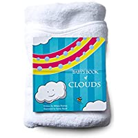 A Blankie & A Book Gift Set for Baby (White) by Little Dundi