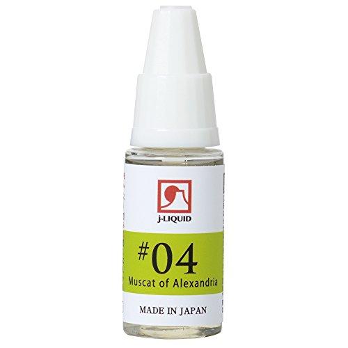 VP JAPAN 電子タバコ専用フレーバーリキッド J-LIQUID マスカットオブアレキサンドリア 10ml