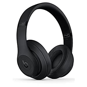 Beats by Dr.Dre ワイヤレスヘッドホン Studio3 Wireless Bluetooth対応 密閉型 オーバーイヤー ノイズキャンセリング マットブラック MQ562PA/A 【国内正規品】