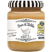 ソントン Sun&Tableとろける北海道ミルク 160g×6個