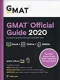 GMAT Official Guide 2020: Book + Online Question Bank 画像