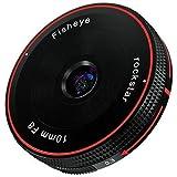 Rock Star 10mm F8 魚眼レンズ 富士カメラ XF マウント用 XT1 XT2 XT3 XT4 XT10 XT20 XT30 XPro1 XPro2 XPro3 XS10 XE3 XE2