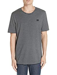 [アクネ ストゥディオズ] メンズ Tシャツ Acne Studios Napa Stripe T-Shirt [並行輸入品]