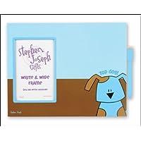 書き込み/ Wipe Dry Eraseフレーム – 犬( 3.5 X 5.5