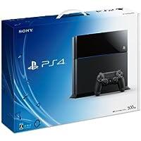 PlayStation 4 ジェット・ブラック 500GB (CUH-1000AB01) 【メーカー生産終了】