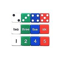 Koplow Games KOP12950 Number Dice Game Set [Floral] [並行輸入品]